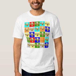 montagem do logotipo do aletalk camisetas
