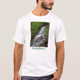 Montagem Greylock de Berkshires das quedas da Camiseta