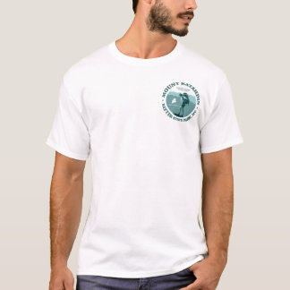 Montagem Katahdin Camiseta