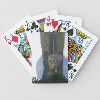 Montagem Katahdin do lago rainbow Baralhos Para Pôquer