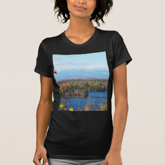 Montagem Katahdin na queda 4 Tshirt