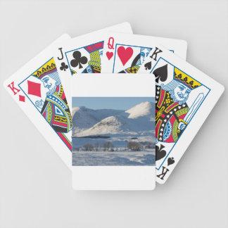 Montagem preta, Scotland 8161 Baralho Para Pôquer