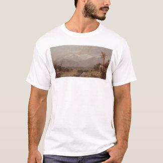 Montagem San Bernardino das ruínas da missão Camiseta