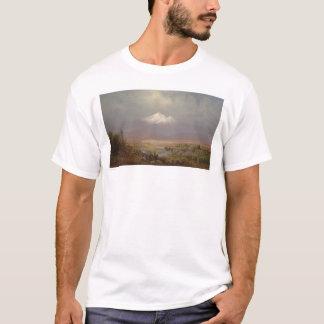 Montagem Shasta e lago Shastina (1151) Camiseta