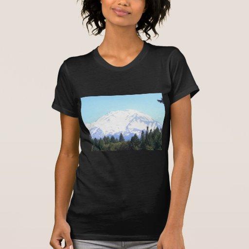 Montagem Shasta Camiseta