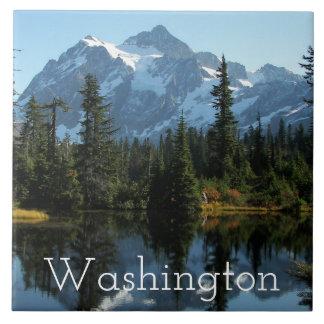Montagem Shuksan, foto de Washington