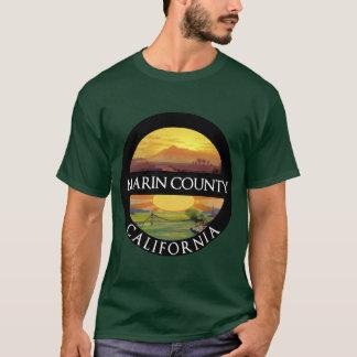 Montagem Tamalpais de Marin County Camiseta