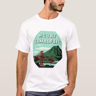 Montagem Tamalpais Marin County Camiseta