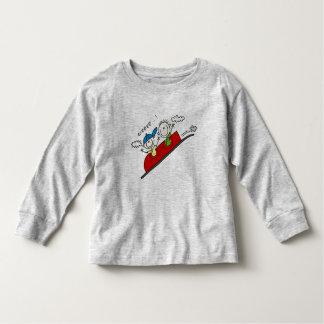 Montando a camisa do roller coaster tshirt