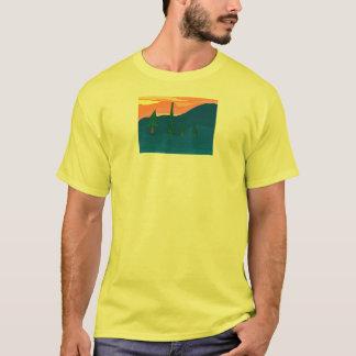 MONTANHA ROCHOSA ALTA - camisa