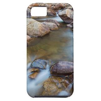 Montanha rochosa que flui o sonho capa tough para iPhone 5