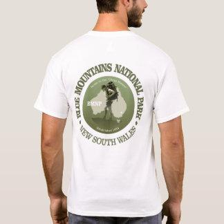 Montanhas azuis NP Camiseta