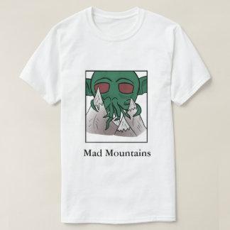 Montanhas loucas camiseta