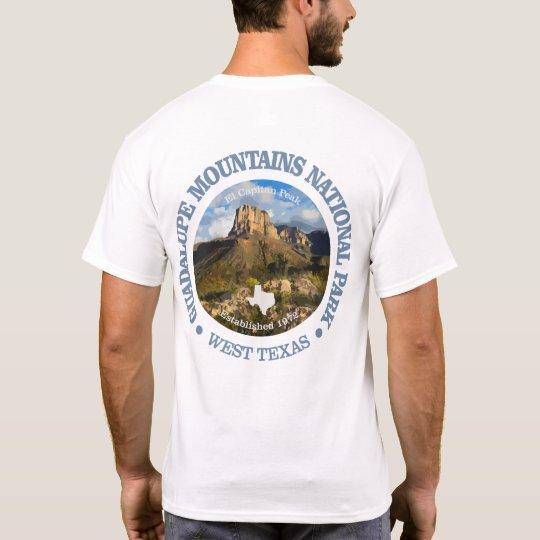 Montanhas NP de Guadalupe Camiseta