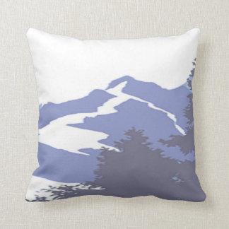 Montanhas rochosas almofada