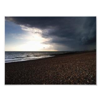 Monte a tempestade foto