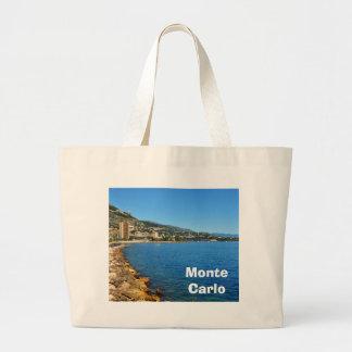 Monte - Carlo em Monaco Bolsa Tote Grande