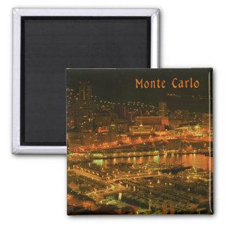 Monte - Carlo Ímã Quadrado