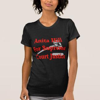 Monte de Anita do juiz do Tribunal Supremo Tshirts