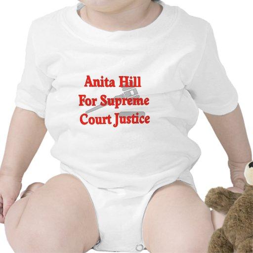 Monte de Anita do juiz do Tribunal Supremo Macacãozinho