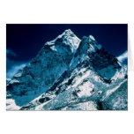 Monte Everest Cartões