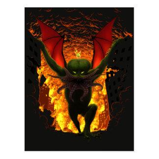 Monte os cartão do apocalipse