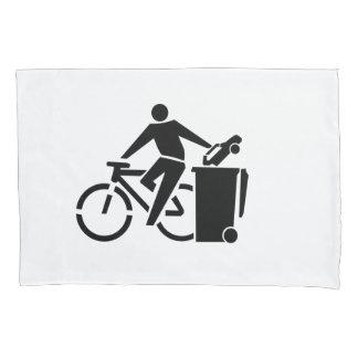 Monte uma bicicleta não um carro