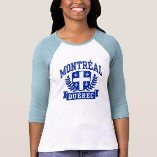 Montreal Quebeque Camiseta