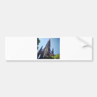 Monumento de Edimburgo Scott Adesivo Para Carro