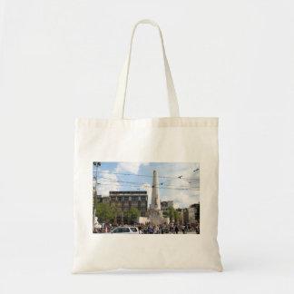 Monumento nacional holandês bolsas de lona