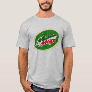 MOO da montanha Camiseta