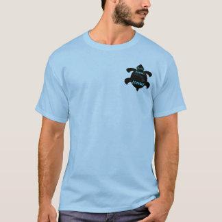 """""""moon heana/kauai/Havaí da dança"""" Camiseta"""
