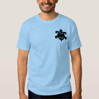 """moon heana/kauai/Havaí da dança"" Tshirts"