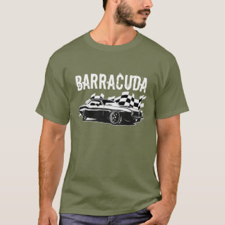 Mopar - Plymouth Barracuda Cuda - Camiseta