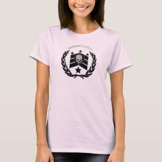 Moradores urbanos camiseta