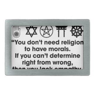 Morais da religião