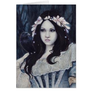 Morgana Le Enigmático Cartão