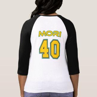 Mori 40 - Camisa do jogador do veneno das mulheres