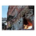 Morro da Pedra Furada Cartão Postal