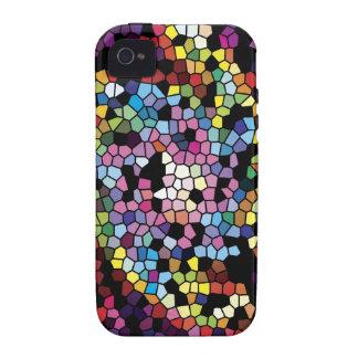 Mosaic Case Capas Para iPhone 4/4S