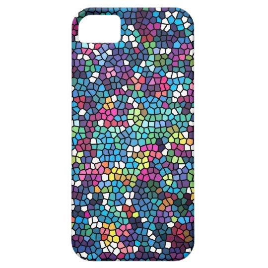 Mosaic Case Capas Para iPhone 5