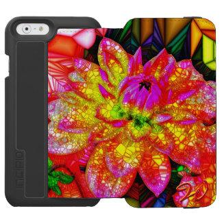 Mosaico 7 capa carteira incipio watson™ para iPhone 6