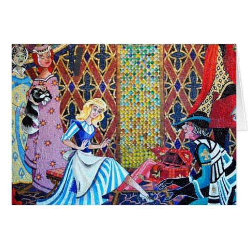 Mosaico Cartão