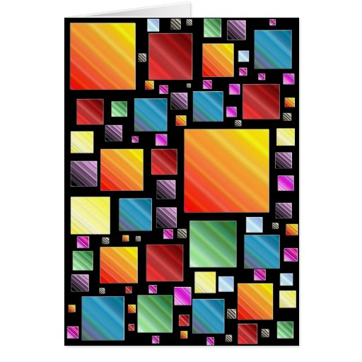 Mosaico Cartões
