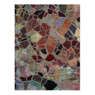 Mosaico Cartão Postal