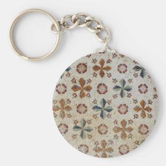 Mosaico faz em Israel do dos Mosaicos de Museu Chaveiro