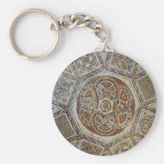Mosaico faz em Israel do dos Mosaicos de Museu Chaveiros
