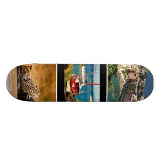 Mosaico Shape De Skate 20,6cm