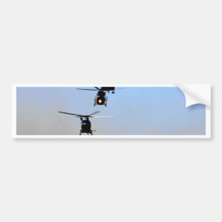Mosca do sucesso ao azul da aviação dos helicópter adesivo para carro