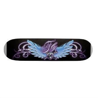 Mosca Shape De Skate 18,4cm
